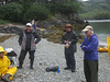 Camp 1 - Susan, Karen, Wally and Jan