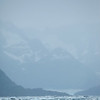 Ice field from the Columbia Glacier.  You can barely make out the glacier in the distance.