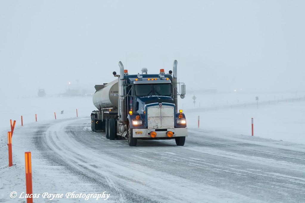 Semi Prudhoe Bay<br /> February 2011