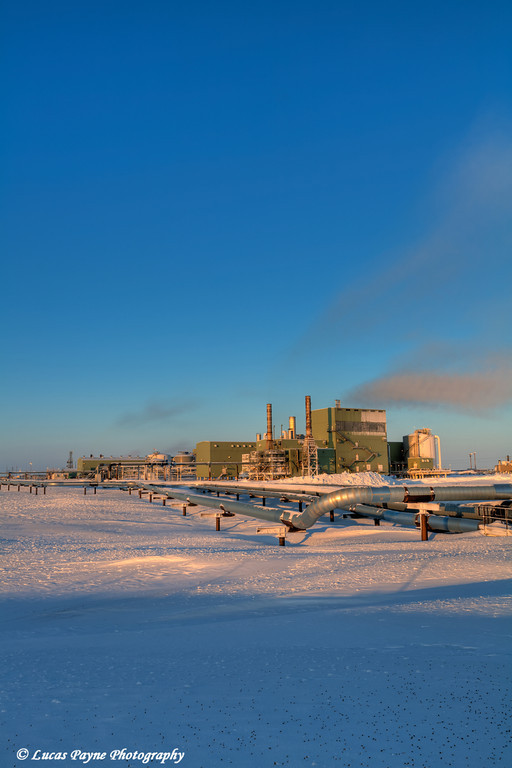 Gathering Center 1 (GC1) Prudhoe Bay (HDR)<br /> February 2011