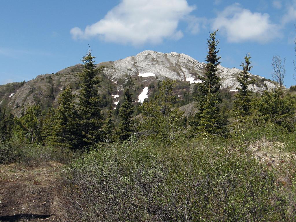 Grey Mountain.