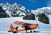 AK-1993-s091a plane onRuth Glacier