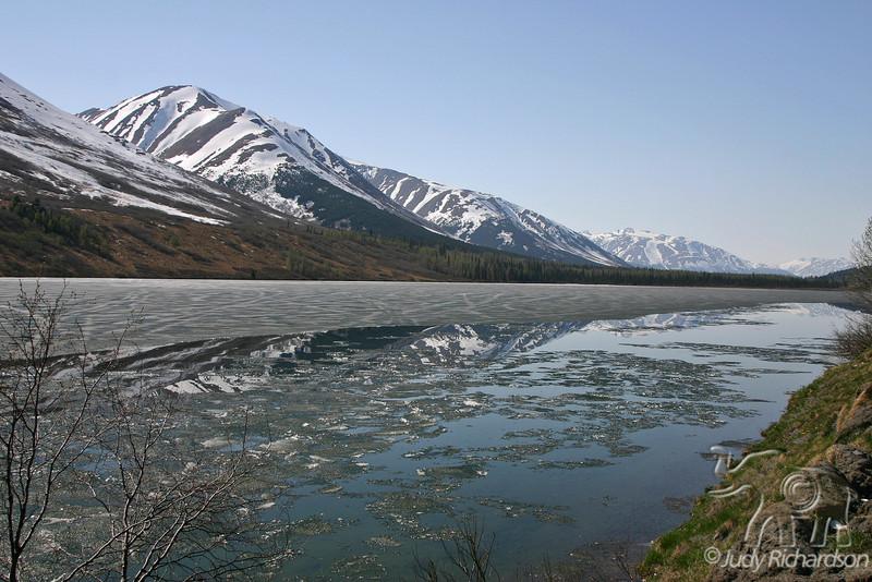 Summit Lake Ice