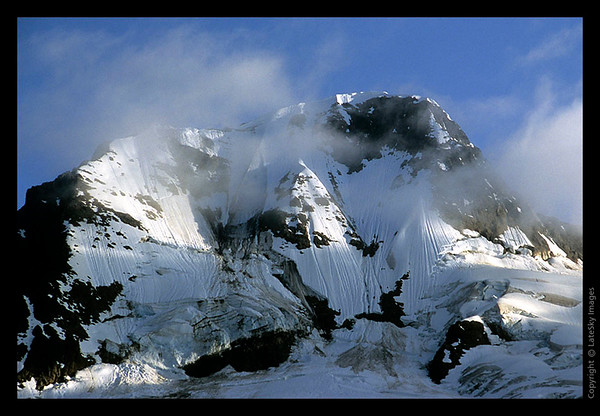 E10 Snowy Mountain Top