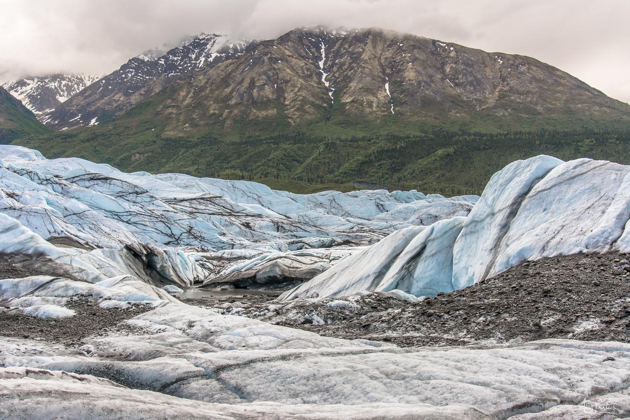 Matanushka Glacier Terminus