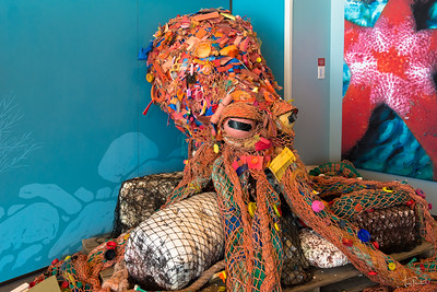 Junk Octopus