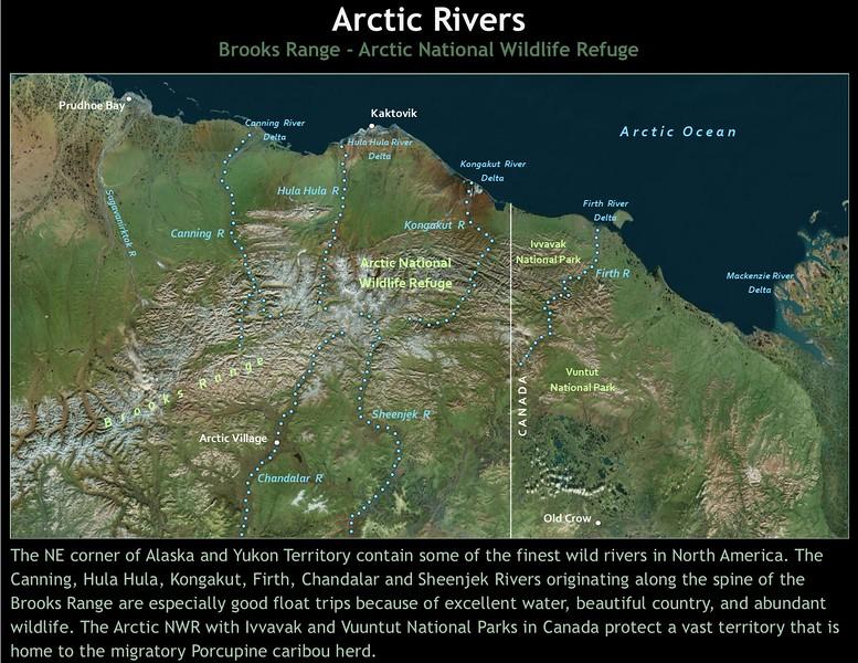 Title Slide 1 - Sheenjek River 1987