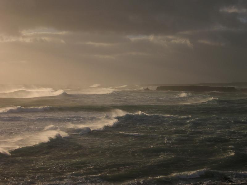 The Bering Sea and Pacific Ocean again.