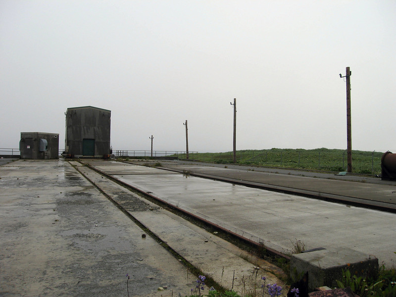 Old missile site