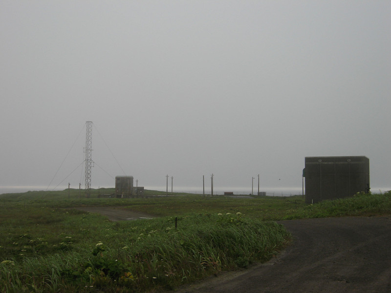 Old missile site