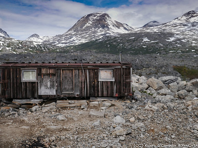 Hiker's Shelter - White Pass