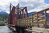 Railroad Bridge in Carcross, Yukon Territory, Canada