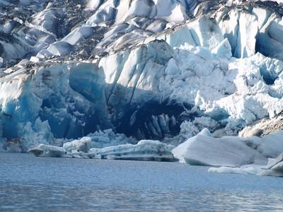 Mendenhall Glacier; Juneau, Alaska