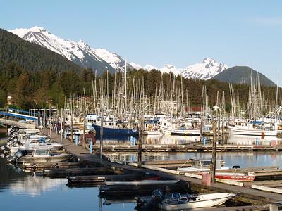 Crescent Harbor; Sitka, Alaska
