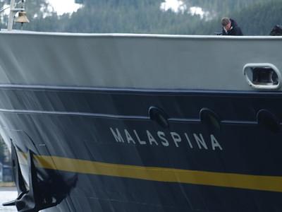 M/V Malaspina- 50th anniversary of the Alaska Ferry System
