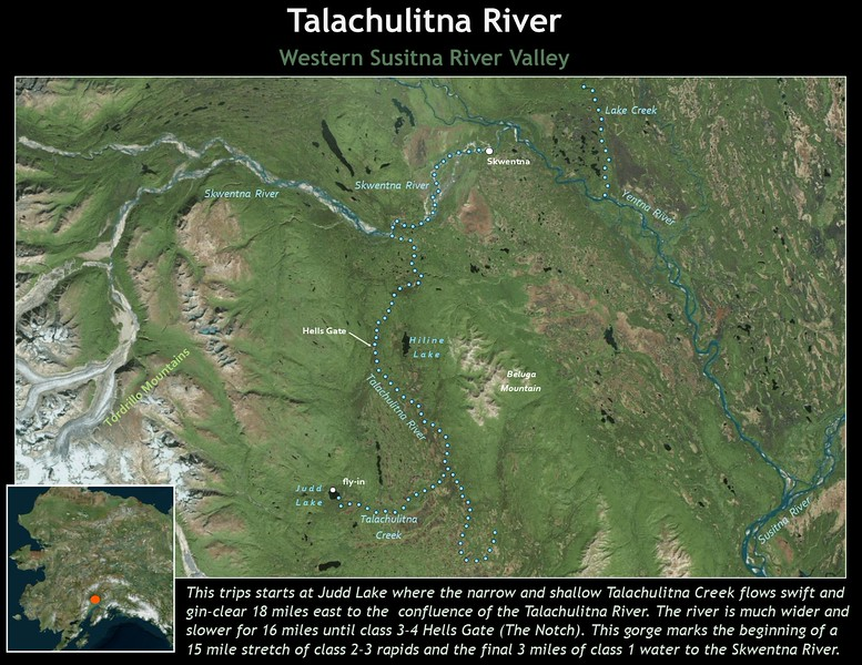 Title Slide 1 - Talachulitna River