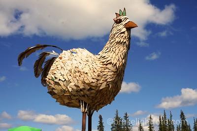 Chicken, AK
