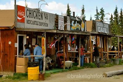 Chicken AK