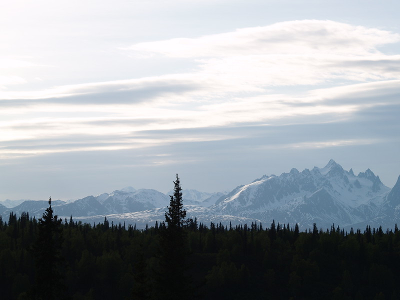 From Denali State Park