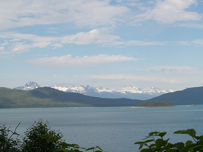 The view across Lynn Canal (2006).