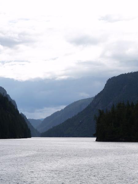 Misty Fjords National Monument, Alaska