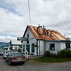 """Downtown"" Hope, Alaska."