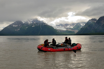 Troop 773 Copper River Expedition