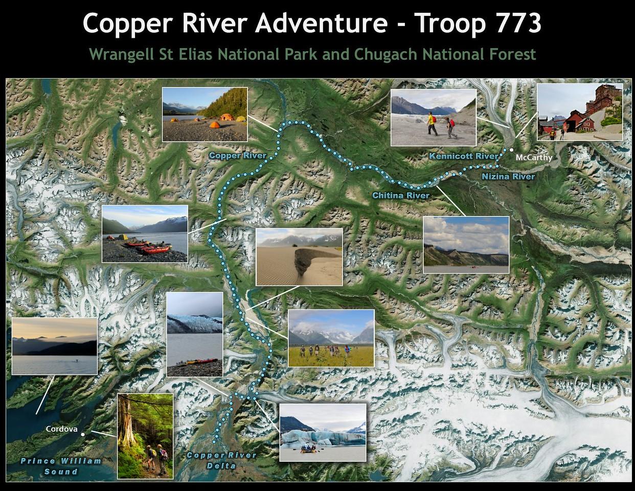Title Slide 7 - Troop 773 Copper River
