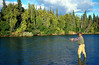 AKS00-207a Unalakleet fishing