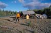 AKS00-206a Unalakleet camp