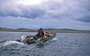 AKS00-199a Unalakleet river boat