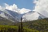 Mountain scenery on way to Valdez