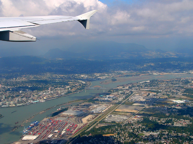 Arriving In Vancouver