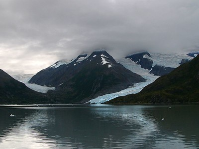 Whittier and Portage Glacier