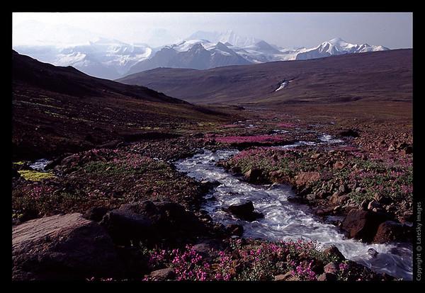 I30 Stream & Mountains