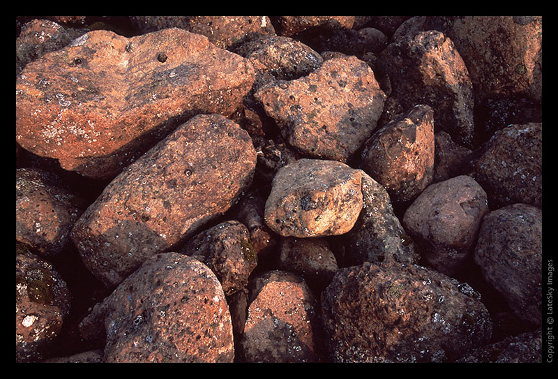 M10 Stones in Morning Light