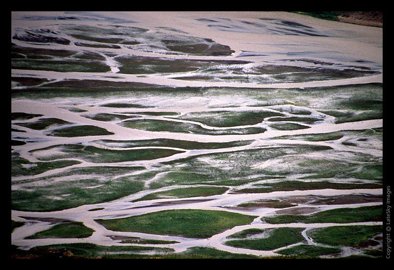 M25 Braided Stream