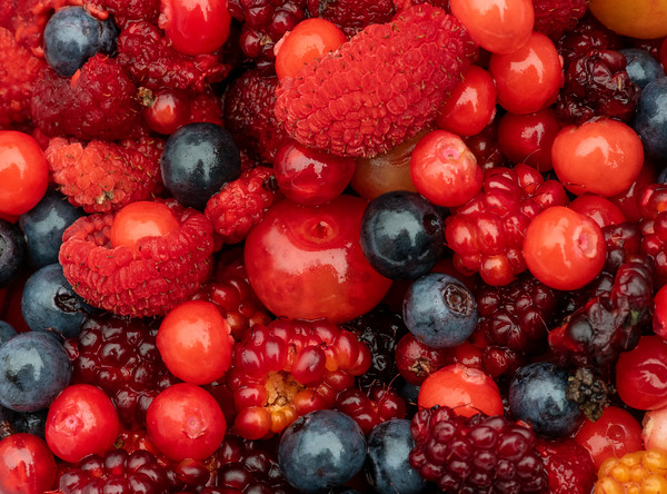 Medley of Berries