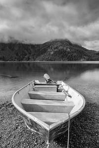 Fishing Skiff, Baranof Lake