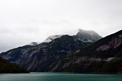 Tracy Arm Fjord, AK