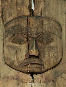 Tlingit Mask - Sitka