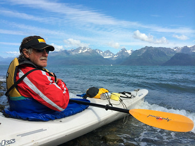 Seakayaking  near Seward