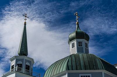 Russian Orthodox Church - Sitka