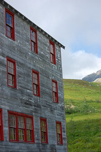 Independence Mine, Hatcher's Pass