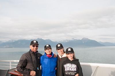 Rick, Bobbi, Susie, Arianna. Image taken by unknown.