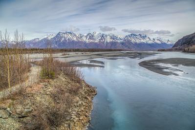 Knik River, Palmer, Alaska
