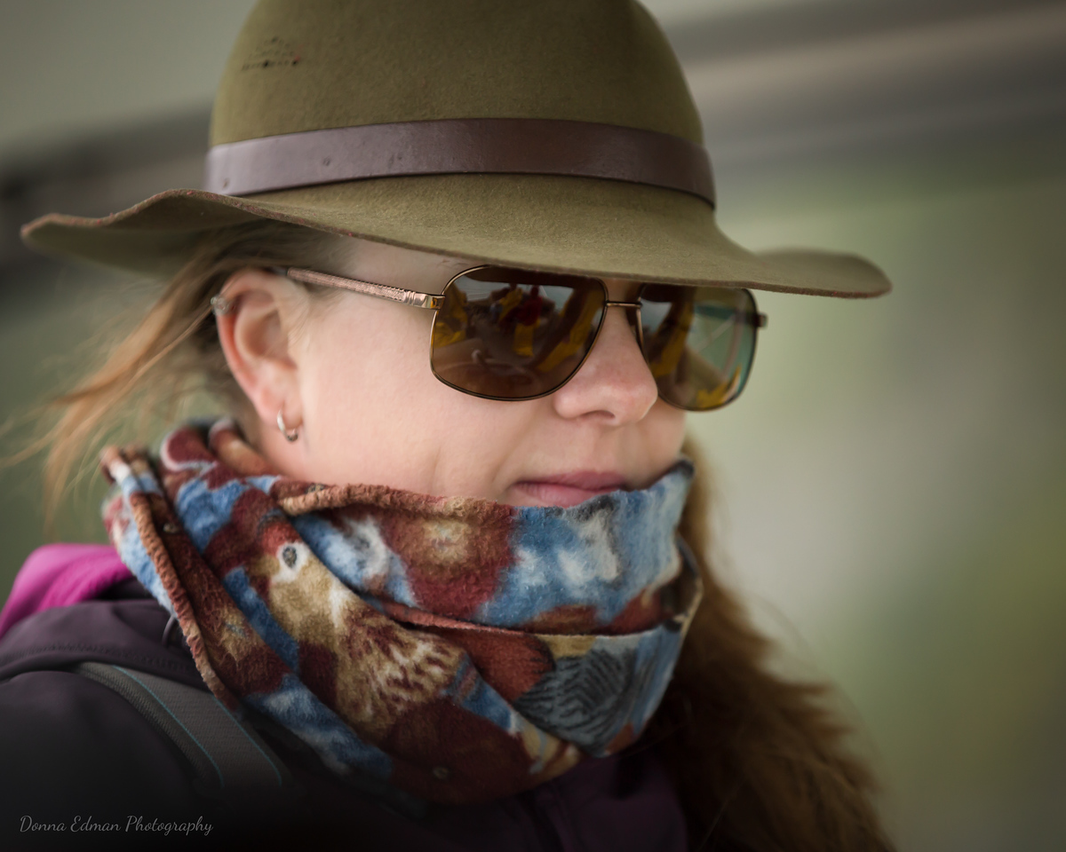 Jessica, Awesome Guide and Wildlife Spotter
