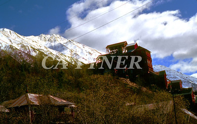 Kennecotta Copper Mine  Mccarhy Alaska