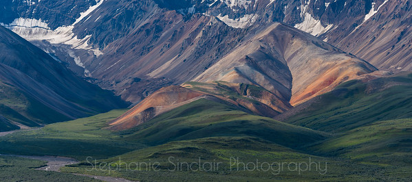 The Painted Hills of Alaska