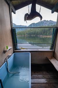 Hot Spring Bathtub, Warm Springs Bay